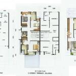 Dillenia Floor Plan