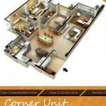 type-2-corner-unit