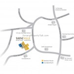shineville-villas-location-map