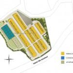 shineville-villas-siteplan