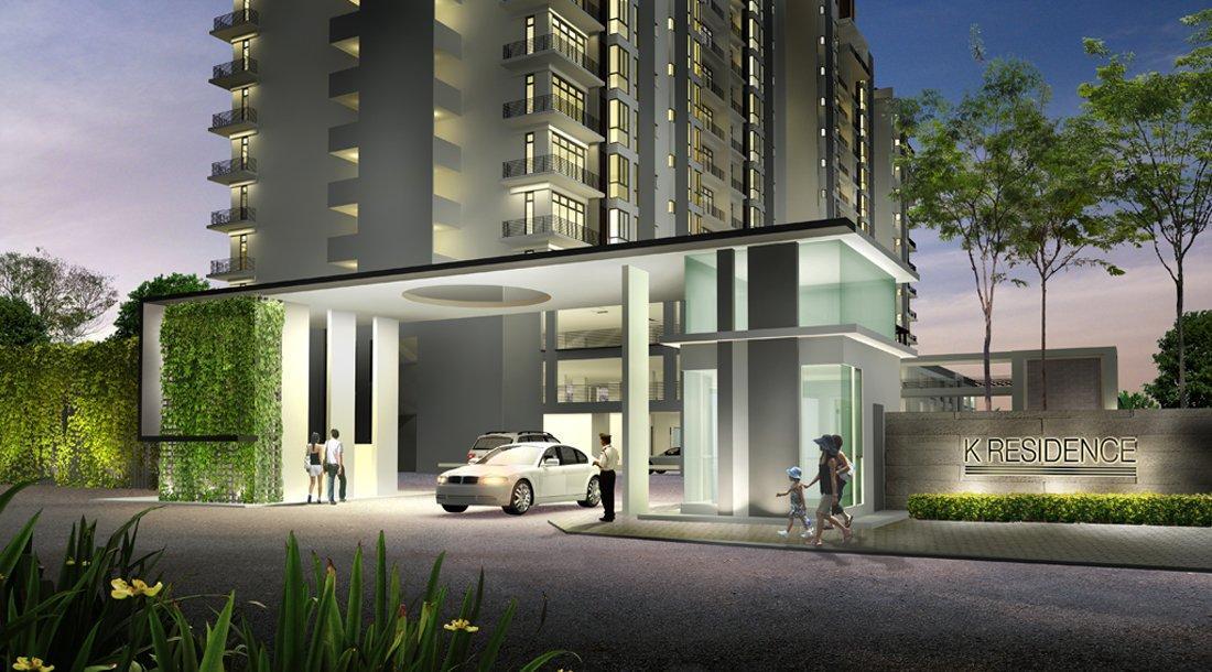 Condo Guard House1 Penang Property Talk