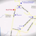 Beryl-Villa-Location