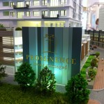 Prominence condominium entrance