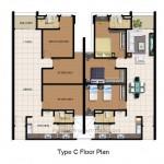 layout plan-TypeC-e03