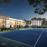 ferringhi-residence-2-Facility - Tennis Court