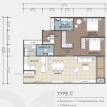 queens-residence-type-c