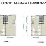 type-b-level-2-3