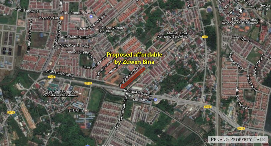 proposed-affordable-kota-permai-zuwen-bina
