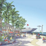 A vibrant new seafront promenade for Penang along the upcoming Gurney Wharf