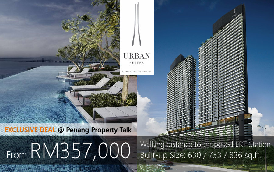 Urban Suites @ Jelutong