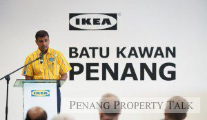 Pathmalingam Arumugam, Store Manager, IKEA Batu Kawan.