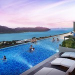 SkyInfinityPool with Artist Impression Only