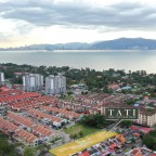 Taman Air Tawar Indah Aerial View