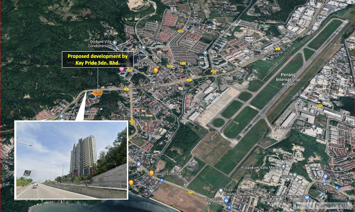 Proposed affordable housing by SP Setia