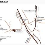 ritze-perdana-location-map