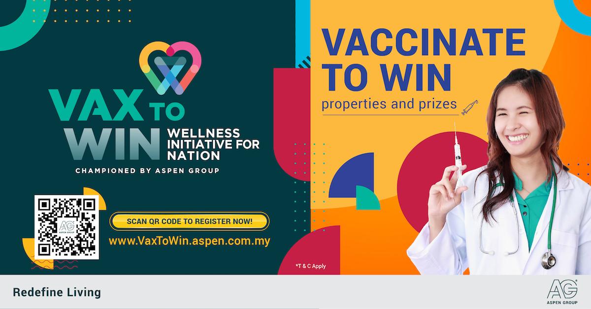 Aspen's vax to win campaign